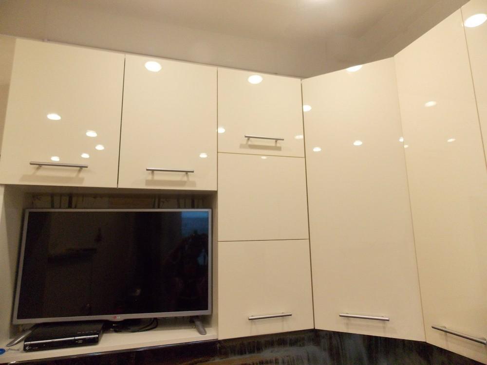 Акриловые кухни-Кухня из пластика «Модель 137»-фото8