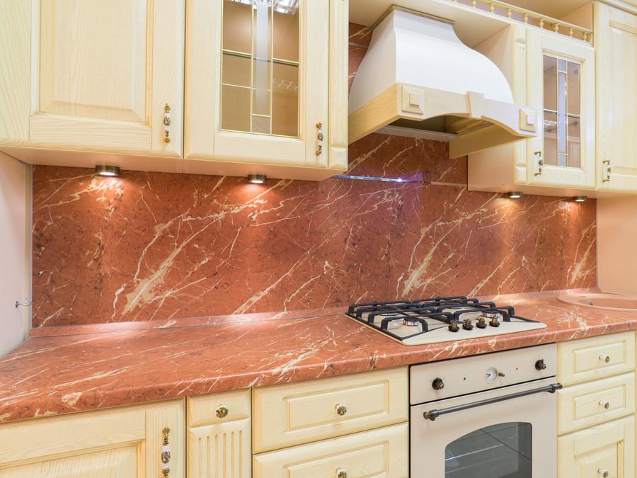 Белый кухонный гарнитур-Кухня из массива «Модель 57»-фото4