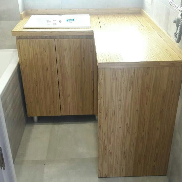 Мебель для ванной комнаты-Мебель для ванны «Модель 49»-фото1