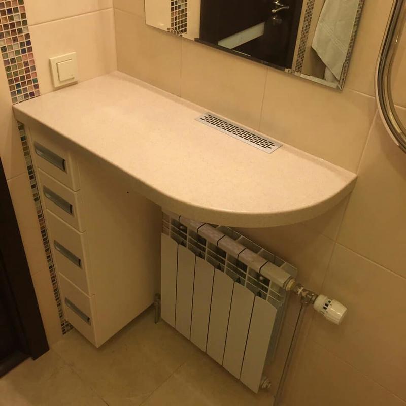 Мебель для ванной комнаты-Мебель для ванной «Модель 74»-фото1
