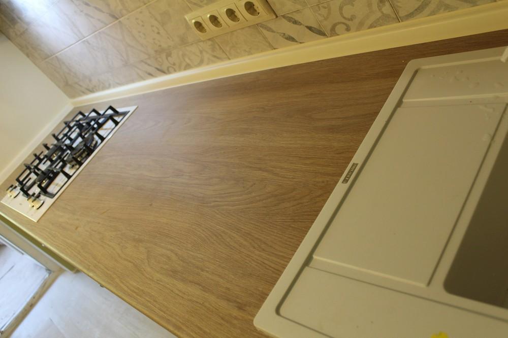 Встроенная кухня-Кухня из массива «Модель 172»-фото7