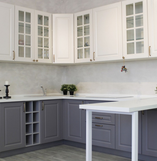 -Кухня МДФ в ПВХ «Модель 282»-фото7