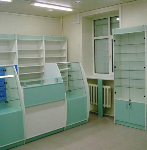-Мебель для аптеки «Модель 194»-фото12