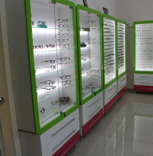 Торговая мебель-Мебель для оптики «Модель 204»-фото5