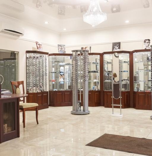 Торговая мебель-Мебель для оптики «Модель 206»-фото6