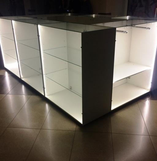Торговая мебель-Торговый островок «Модель 244»-фото8