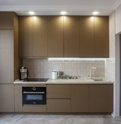 -Кухня из ЛДСП «Модель 425»-фото9