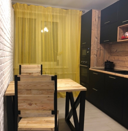 Встроенная кухня-Кухня МДФ в эмали «Модель 436»-фото3