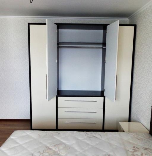 -Распашной шкаф МДФ «Модель 234»-фото1