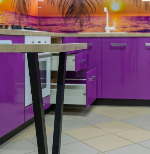 -Кухня МДФ в ПВХ «Модель 45»-фото16