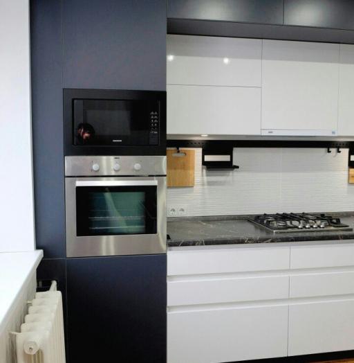 -Кухня МДФ в ПВХ «Модель 81»-фото22