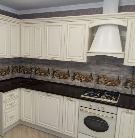 -Кухня МДФ в ПВХ «Модель 146»-фото16