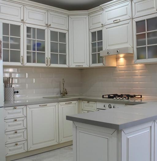 -Кухня МДФ в ПВХ «Модель 154»-фото17