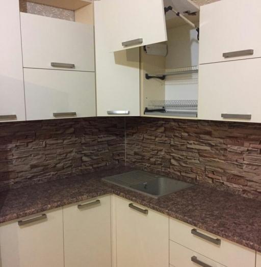 -Кухня МДФ в ПВХ «Модель 165»-фото10