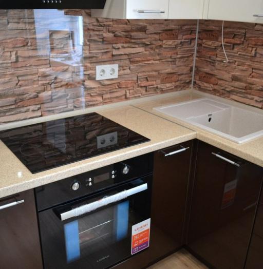 -Кухня МДФ в ПВХ «Модель 177»-фото21