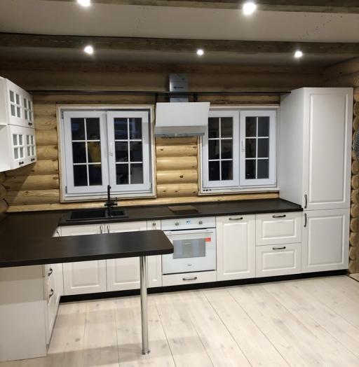 -Кухня МДФ в эмали «Модель 72»-фото19